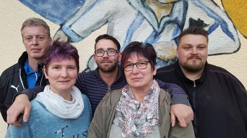 Neuer Jugendvorstand VfK Iserlohn